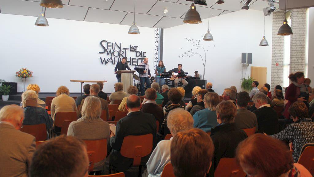 Evangelisch-Freikirchliche Gemeinde Lüttringhausen